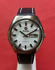 Vintage rado automatic swiss made working wrist watch 100%authentic ..Y045