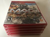 MAG (Sony PlayStation 3, 2010) PS3 NEW