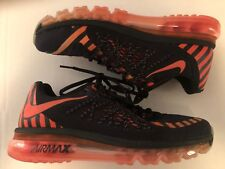 NIKE AIR MAX 2015 NR WOMEN'S RUNNING SHOES SIZE 8.5 BLACK LAVA PINK 746683 011