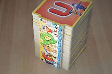 LOT 18 livres Oui oui - L'alphabet - Edition Cartonnée Reader Digest