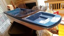 AMPS INTERNATIONAL HOBBIES TRIHULL RC BOAT HULL 34""