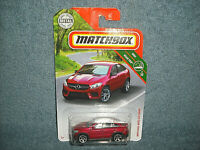 2018 MATCHBOX ROAD TRIP MERCEDES BENZ GLE COUPE 1:64 RED DIECAST CAR - NEW