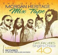 MORGAN HERITAGE THE MIXTAPE MIX CD