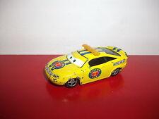 Charlie Checker piston cup voiture métal Cars Disney Pixar