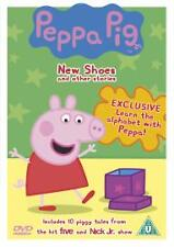 Peppa Pig - New Shoes And Other Stories (DVD, 2008)