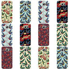 DYEFOR SWALLOW DESIGN PRINT HARD CASE COVER FOR SAMSUNG GALAXY MOBILE PHONES