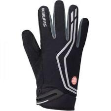 Gants noir Shimano pour cycliste