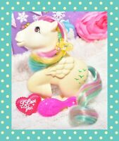 ❤️My Little Pony MLP G1 Vtg FRANCE French Rainbow SKYDANCER Pegasus NIRVANA❤️