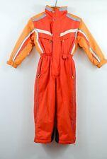 Brugi vintage 90 s combinaison de ski Filles Combinaison De Ski Combinaison Hiver Combinaison Âge 6 BK51