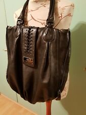 Riesen LUXUS Tasche Shopper Beuteltasche 😍 Sahnestūck 😍 Elisabetta Franchi