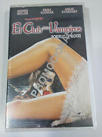 The Club of Vampires Bordello of Blood Tape VHS Promo New