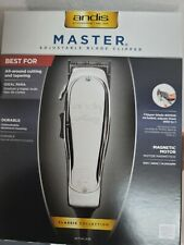 Andis Professional Master Adjustable Blade Clipper #01556 New In Box