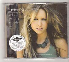 (FZ905) Lucie Silvas, What You're Made Of - 2004 DJ CD