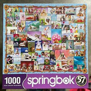 Springbok jigsaw puzzle - 1000 pieces - Animal Quackers