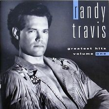 "RANDY TRAVIS""Greatest HitsV1"" CD(LIKE NEW)(1992)COL HOUSE RELEASE)(W2 45044)"