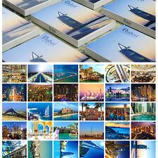 LOTS 30PCS Dubai City View Postcards Khalīfa Tower Building Seaside Views Bulk