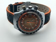 Vintage Oris Star ChronOris Chronograph Diver Watch Cal 725 Fully Working SWISS