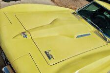 1965 1966 Corvette Big Block Hood fits 63-67 ACI Fiberglass NEW! Made in USA