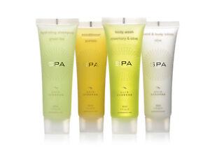 Pure Essense SPA Shampoo + Condtioner + Body Wash + Body Lotion - SAMPLE PACK