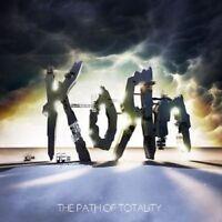 "KORN ""THE PATH OF TOTALITY"" CD NEU"