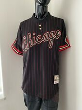 Mitchell & Ness NBA Chicago Bulls 6 Anillos De Malla Top Talla Xl