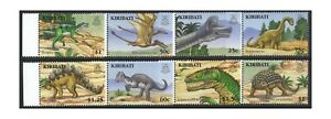 Kiribati 2006 Dinosaurs Set of 8 Complete Stamps Mint Unhinged MUH (SG 772/9)