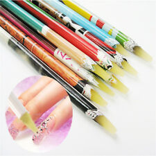 "8.2"" Pick Up Pen Wax Resin Rhinestones Picker Pencil Crafts Nail Art Long Size"