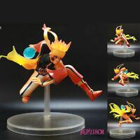 Anime Naruto Shippuden Uzumaki Naruto Rasengan PVC Action Figure Figurine Toy
