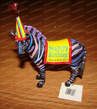 Happy Birthday! Have a Wild One (Westland Giftware, 16929) Zebra Cake Topper