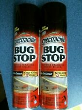 Spectracide Bug Stop Flying & Crawling Insect Killer, Lot of 2, Free Shipping