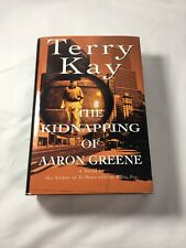 The Kidnapping of Aaron Greene by Terry Kay Large Print  Hardcover