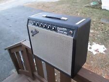 Vintage Fender Blackface Princeton Reverb Amp 1966 TIME CAPSULE!!