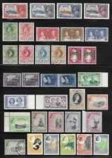 Collection of Old Stamps - Swaziland . . . . . . . 2 pages