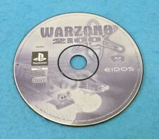 SONY PLAYSTATION 1 PS1 JUEGO PAL UK SOLO DISCO - WARZONE 2100