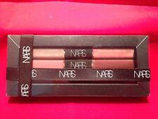NARS Three Piece Duo Lipgloss Set Harlow Sweet Dreams Chihuahua Rose Birman Giza