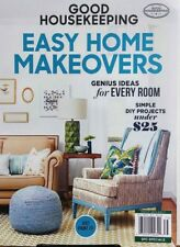 Good Housekeeping Special Magazine - Easy Home Makeovers (2017) New  FREE SHIP!