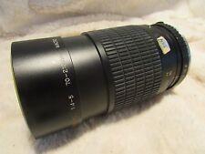 osawa 70-210mm  F4.5 MC Macro Zoom lens, Olympus OM fit. Made in Japan