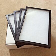 1 Box Of 4 8 X 12 X 34 Display Cases Riker Type Free Shipping