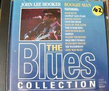 CD John Lee Hooker Boogie Man The Blues Collection
