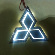 5D LED Car Tail Logo White Light for Mitsubishi Outland Lancer Auto Badge Light