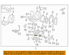 GM OEM Heated Seat-Control Module 25862041