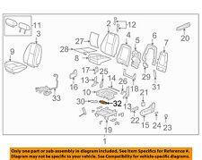 GM OEM Heated Seat-Control Module 25862041