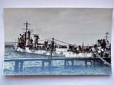 Regia Marina Militare Nave MONZAMBANO 1943 ship foto  Fraccaroli