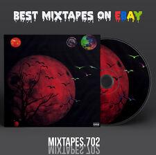 Lil Uzi Vert & Gucci Mane - 1017 Vs The World Mixtape (CD/Front/Back Cover)