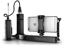 IK Multimedia iKlip A/V Smartphone Mount Shooting Grip