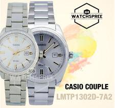 Casio Couple Watch LTP1302D-7A2 MTP1302D-7A2