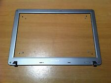 Sony Vaio VGN-C1S PCG-6P2M Screen Bezel TN7100F w/ Screws & Rubber Covers