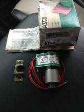 "ASCO REDHAT SOLENOID VALVE NEW 8320A200 120/60 1/4"" FREE SHIPPING"