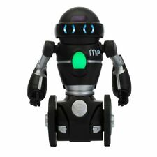 WowWee 0825 MiP Robot Black and Silver brand new