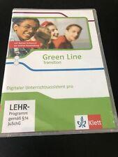 Green Line Transition. Unterrichtsassistent. Lösungen Schulbuch,  Workbook